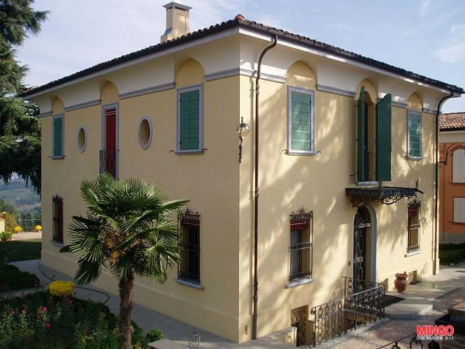 Villa Ristrutturata Mingo Costruzioni Imola